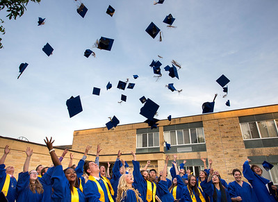 Mankato Loyola High School Graduation