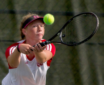 Mankato West Tennis Lexi Miller