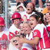 Mankato West v East Softball Section 2AAA