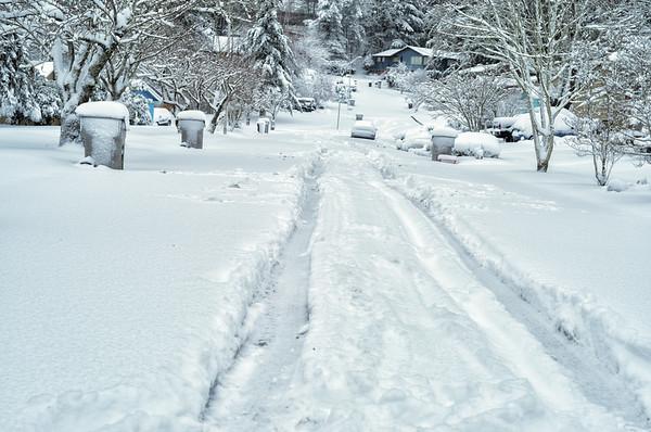 2017-01-11 Snow in Cedar Hills