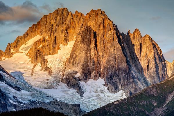 Mt. Krause Sunrise