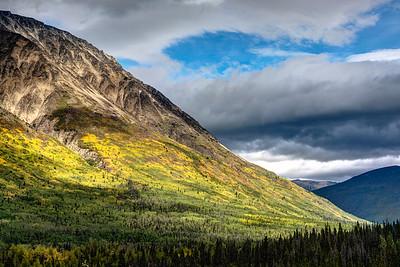 Autumn in the Yukon