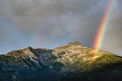 Mt. Villard Rainbow