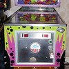 Hulk Pinball -From front