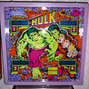Hulk Pinball - Head box