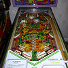 Hulk Pinball - Playfield