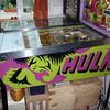 Hulk Pinball - Cabinet RHS