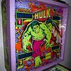 Hulk Pinball - Head box LHS