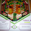 Hulk Pinball - Lower playfield