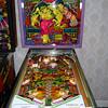 Hulk Pinball -Machine illuminated