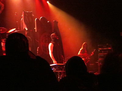 TOMB, Destroyer 666, Watain at TLA 03.29.18