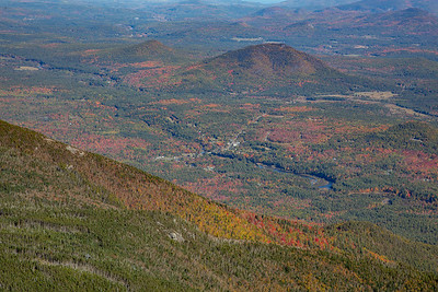From peak of Whiteface Mountain