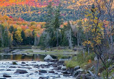 October in Adirondacks