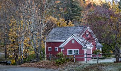 October in Vermont