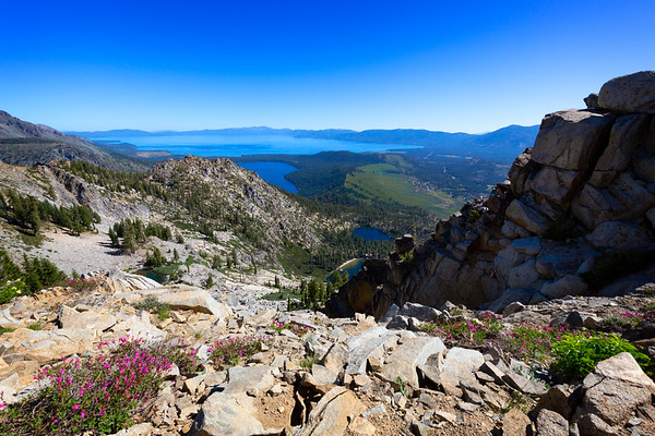 Jumping Off Point To Tahoe