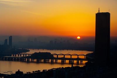 Seoul SunRise