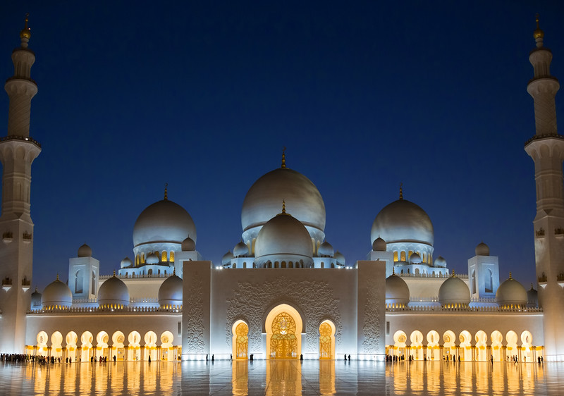 Sheikh Zayed Mosque