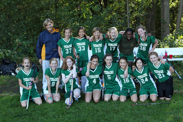 Tenacre Field Hockey 2010
