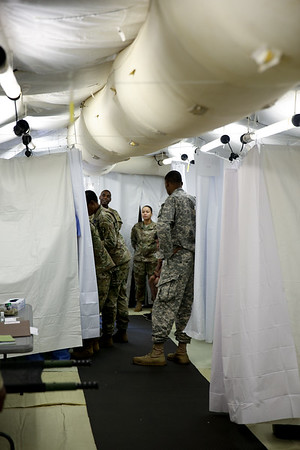 14th CSH's Mobile Operation Room