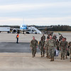 14th CSH return to Benning from Puerto Rico