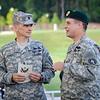 28 JULY 2011 (FORT BENNING, GA) - 75th Ranger Regiment Change of Command Ceremony. Photo by Kristian Ogden