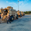 MRAP Communication Equipment Installation