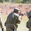 1st Security Force Assistance Brigade marksmanship training at Hibbs Range