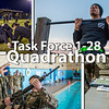 Task Force 1-28 Quadrathon