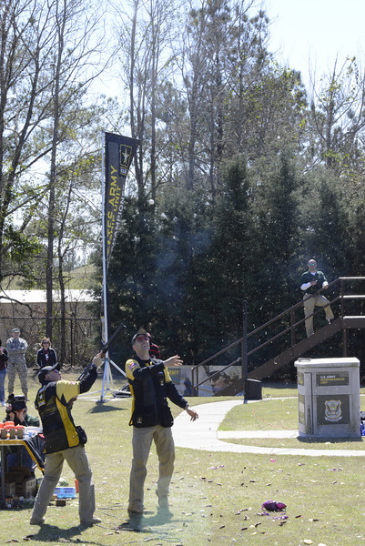 2014 Army Strong Experience