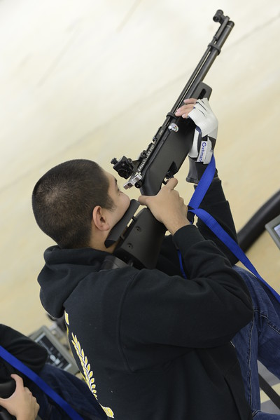 Army Junior Rifle Nationals
