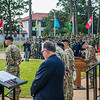 Western Hemisphere Institute for Security Cooperation (WHINSEC) Change of Command Ceremony