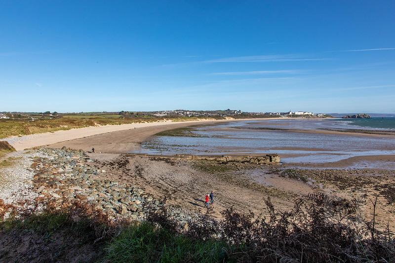 Penally/Tenby coast walk.