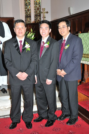 Tend and Som Wedding Sydney 2009