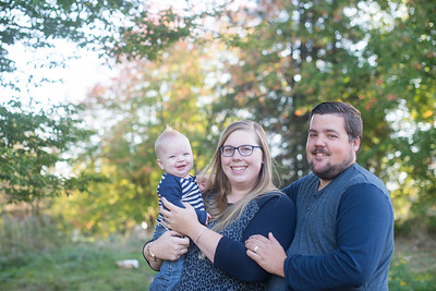 Hall Family Fall session