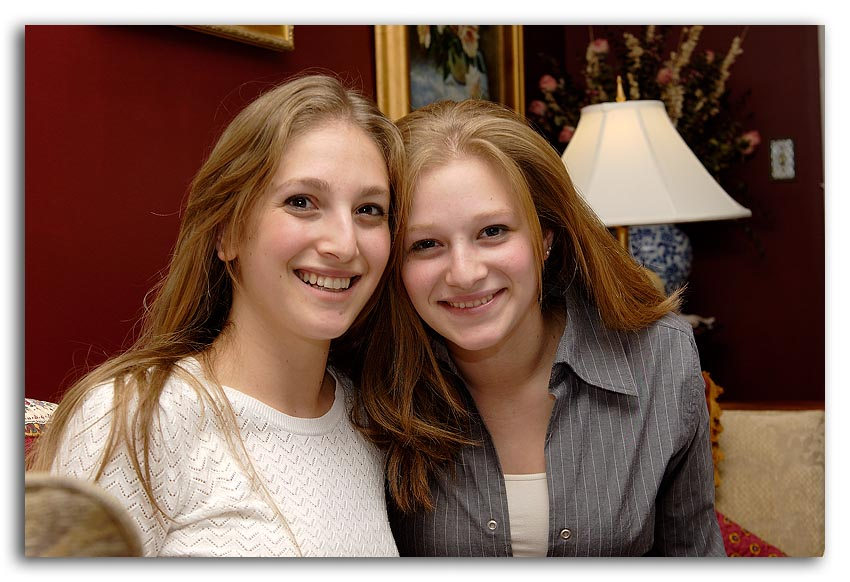 Alexandra and Rafi