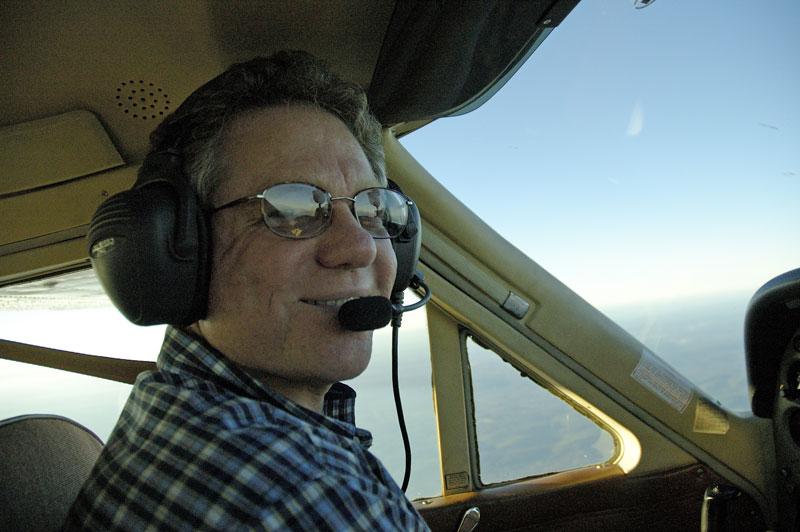 Pilot in Command - North