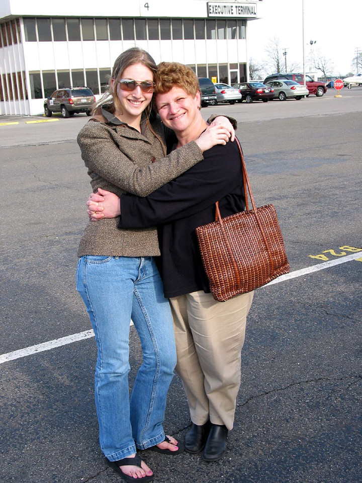 College student and Mom