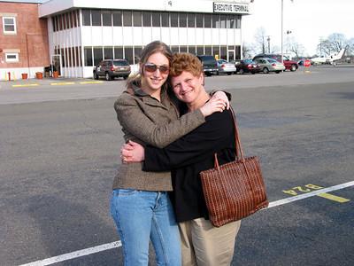 Alexandra and Rodica
