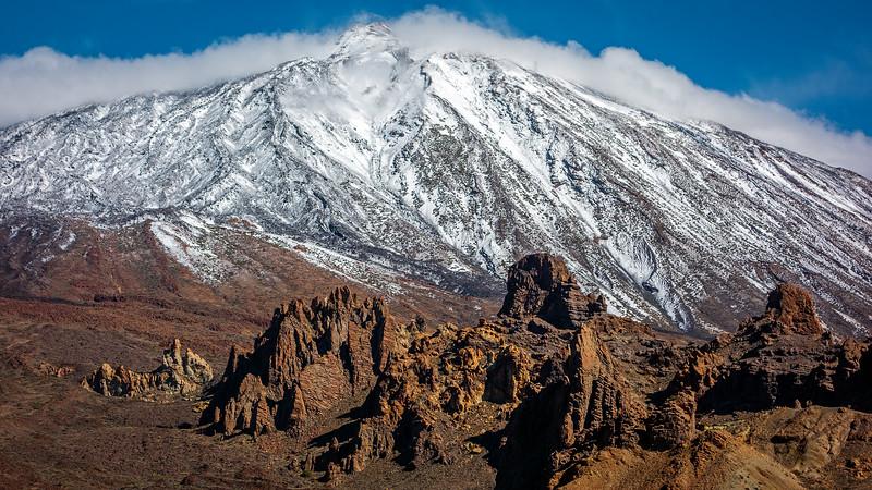 Pico del Teide, Teneriffe, Islas Canarias