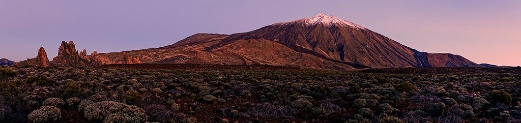 Pico del Teide - Before Sunrise