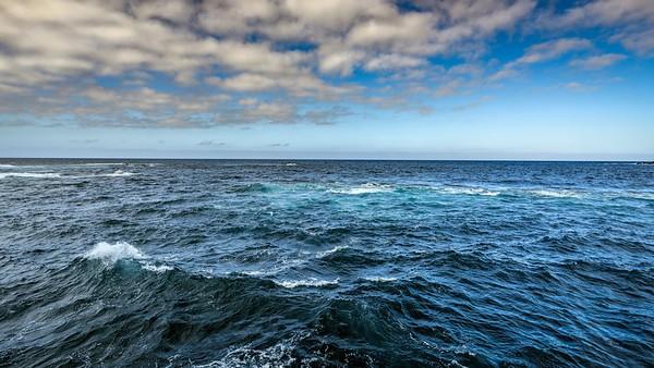 Sea off the Northwest Coast