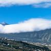 Teneriffa - Tal von La Orotava mit Blick auf den Teide
