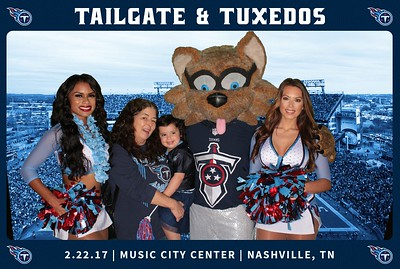 Tennesse Titans Tailgate & Tuxedos