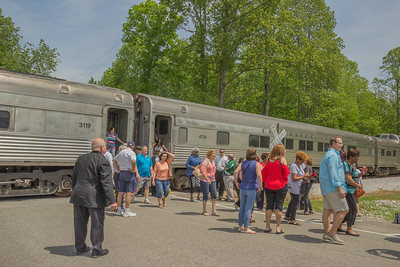 Tennessee Central Railway Museum's DelMonaco Wine Excursion April, 29th, 2017