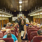 Tennessee Central Railway Museums Murder Mystery Excursion Train 7/8/17