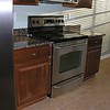 the oven and microwave look brandnew