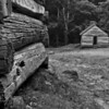 Old Homestead - Motor Nature Trail - Smokey Mountains - Gatlinburg, TN