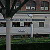 "Dining car named after a classic portion of lyric from the Glenn Miller Big Band song ""Chattanooga Choo-Choo""."
