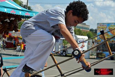 Brazil Climbs the Ladder