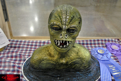 This is a Cake, a Prize Winning Cake